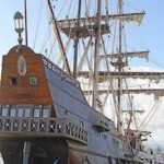 MOT Galleon Visit