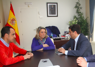 ALM Mayor Meeting with Endesa