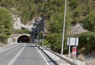 LHR Cerro Gordo Tunnel West