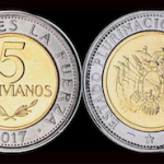 COS Bolivars for Euros