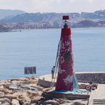 LHR Marina Beacon Repainted