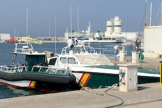 MOT Coast Guards Rio Aragon