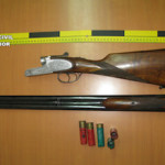 ALM Stolen Shotgun Recovered