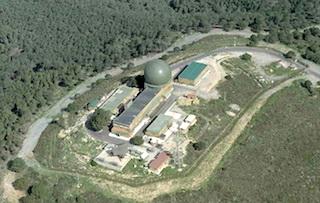 MOT EVA 9 Radar Site