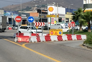 MOT Vadillo Roadwork Diversions