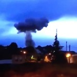 GRA Guadix Firework Factory Explosion