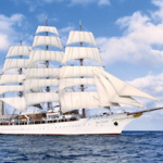 MOT Sea Cloud Sailing Ship