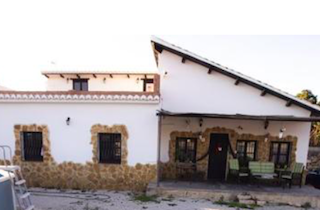 MOT Illegal Cortijo Facing Demoltion Las Zorreras