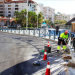 ALM Chinasol Roundabout Railings