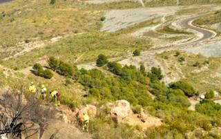 MOT Cerro Gordo Fire