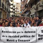 MOT Hospital Protest