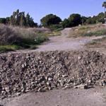 MOT Nacla Track Barriers