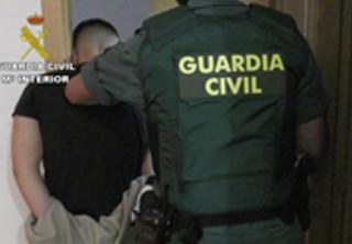 SAL Molvizar Guardia Arrest