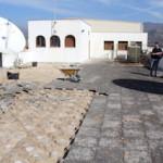 ALM Casa de la Cultura roof
