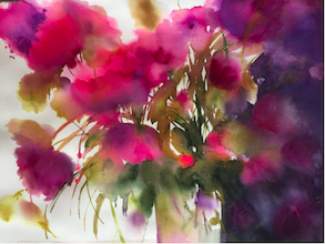 ALM Watercolour Painting Exhibition