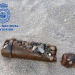 ECO CW Bomb on Carchuna Beach