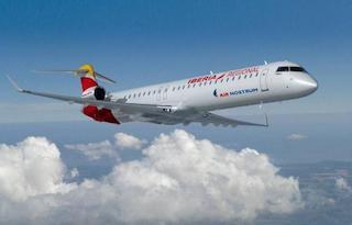 GRA Air Nostrum plane