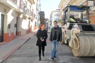 SAL Tarmacking Streets