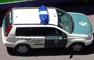 SPN Generic Guardia Civil Car