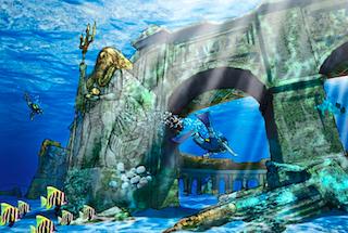 ALM Underwater Theme Park