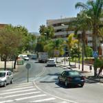 MOT Access Roundabout Av Salobreña