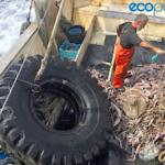 MOT Fishing Out Rubbish