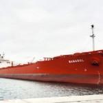MOT Tanker Docks