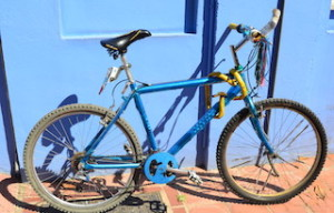 GRA Unidentified Cyclist