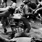MOT Bar Fight