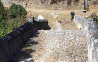 ALM Strimming Roman Bridge Cotobro