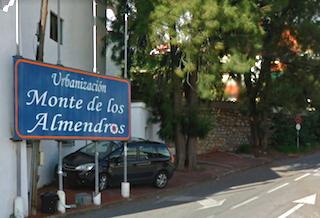 SAL Monte Almendros Entrance