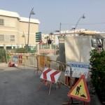 SAL Roundabout Roadworks