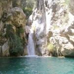ALM Junta de los Rios Waterfalls