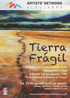 ALP Tierra Fragil ANA Arts Exhbition