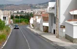 MOT Camino Vieja de Calahonda