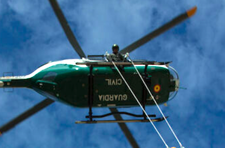 GRA Guardia Rescue Helicopter