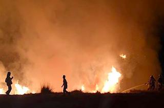 GRA Sierra Nevada Fire Aug19