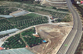 SAL Map La Tahiba Trading Estate site
