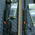 GRA Assault Rifles Confiscated