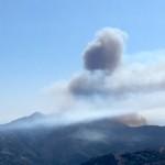 ALM Alfa Mar Hillside Fire