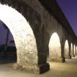 ALM Torrecuevas Aqueduct Lighting