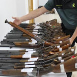 GRA Guardia Civil Firearm Auction
