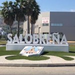 SAL New Entrance Roundabout Sign