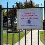 SAL Parque Fuente I closed