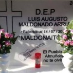 ALM Maldoneitor Headstone