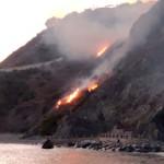 ALM Playa del Muerto Fire