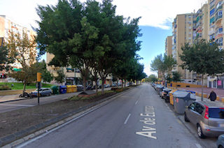 AND Avenida de Europa, Malaga