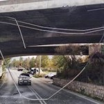 GRA Lorry Hits Motorway Support