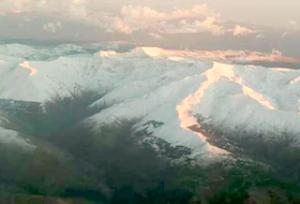 GRA Sierra Nevada Aerial