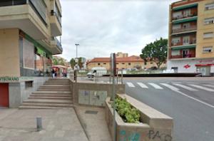 MOT Calle de la Agua Steps